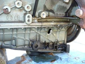 Ford Contour Engine Replacement Pictures