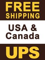 free UPS shipping