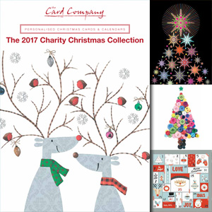 Personalised Corporate Charity Christmas Cards And