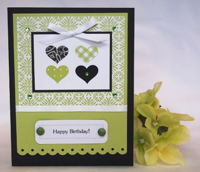 PAPER CARD MAKING IDEAS WITH EXAMPLES OF HANDMADE CARDS