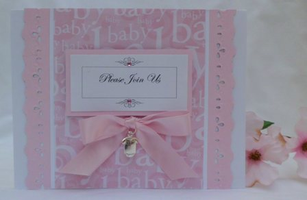 Baby Shower Invitations Handmade Card Ideas