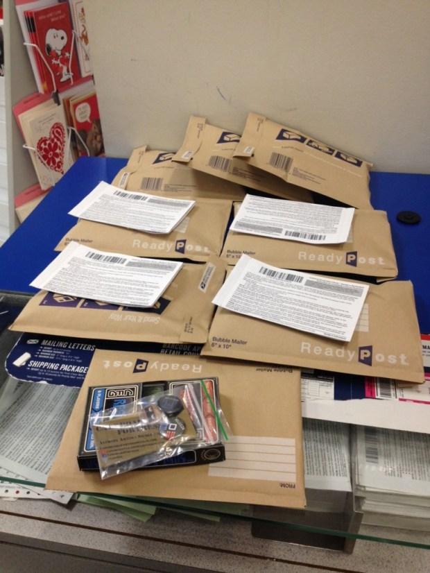 cbfort mailing