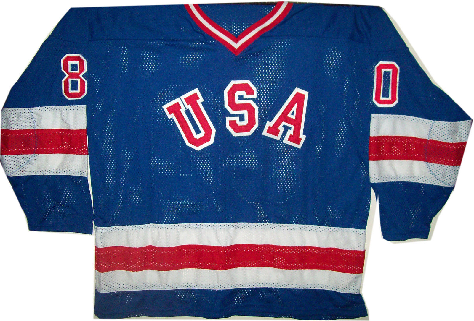 Miracle Usa Olympic Gold Hockey Entire Team Signed