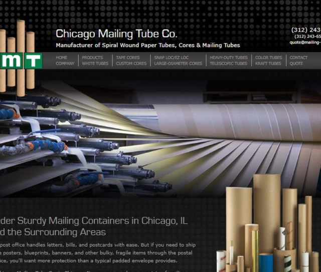 Chicago Mailing Tube Co