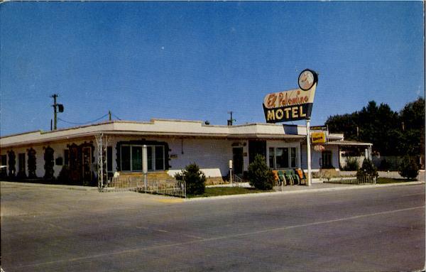 El Palomino Motel 2220 Illinois Street Sidney Ne