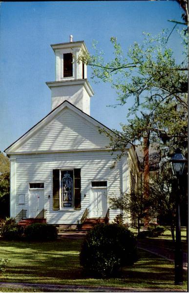 Bethel Presbyterian Church Walterboro SC