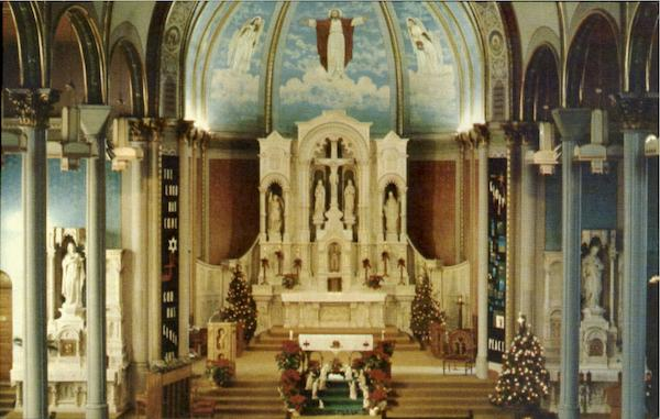 St Michaels Church Grand Forks ND