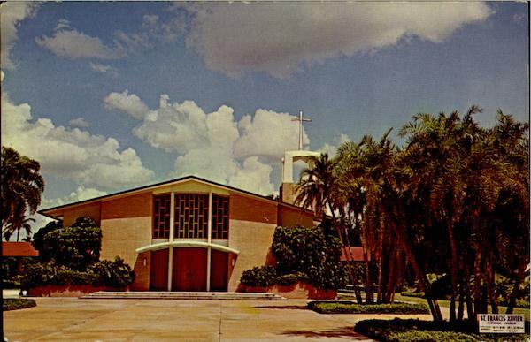 St Francis Xavier Catholic Church Fort Myers FL