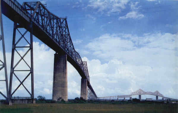 John P Grace Memorial Quot Cooper River Quot Bridge Charleston Sc