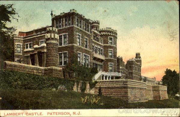 Lambert Castle Paterson NJ