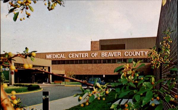 Medical Center Of Beaver County 1000 Dutch Ridge Road
