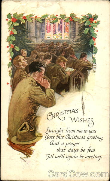 Military Christmas Wishes