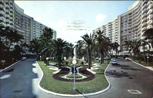 Morton Towers 15th St Miami Beach FL