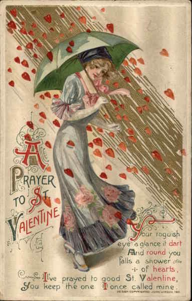 A Prayer To St Valentine Women