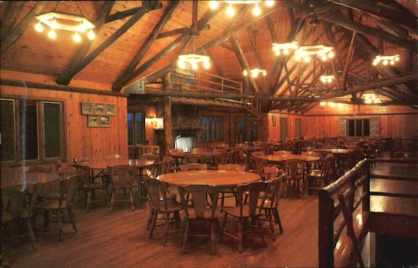 Dining Room Water And Virginia Shaw Lodge Camp T Frank Soles 523 Sinclair St McKeesport PA