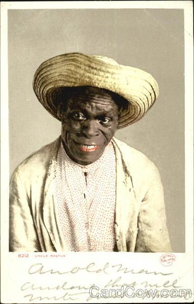 Uncle Rastus Black Americana