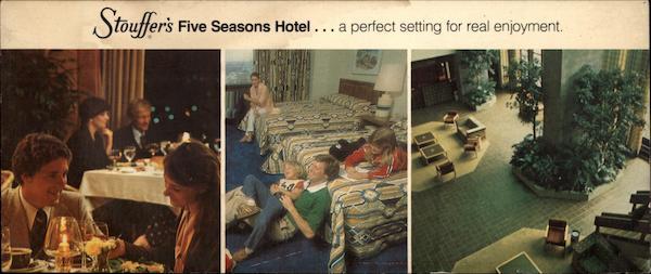 Stouffer's Five Season Hotel Cedar Rapids Iowa