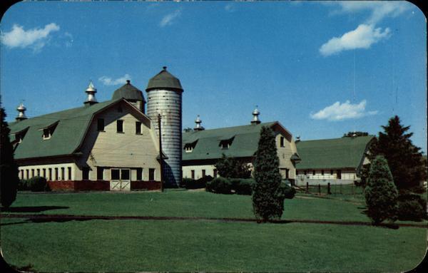 The W T Rawleigh Farms Freeport IL