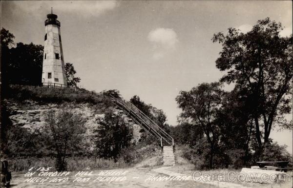 Lighthouse On Cardiff Hill Hannibal MO