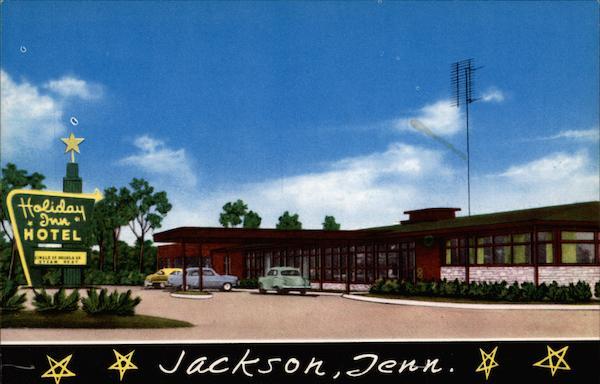 Holiday Inn Hotel Jackson Tennessee