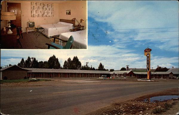 Lazy U Motel Kemmerer WY