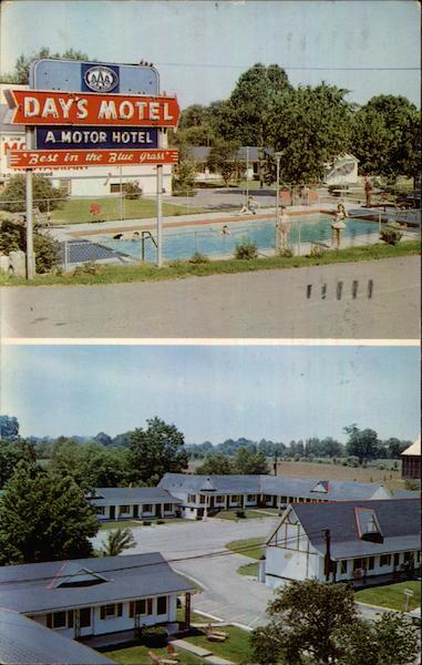 Day's Motel Lexington Kentucky