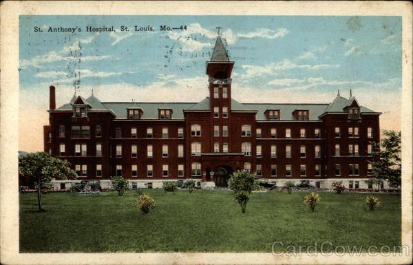 St. Anthony's Hospital St. Louis, MO