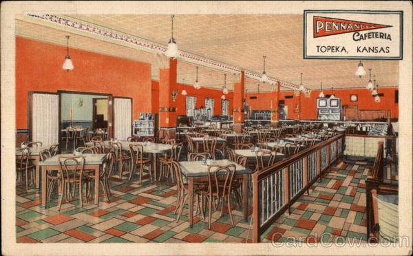 The Pennant Cafeteria Topeka KS