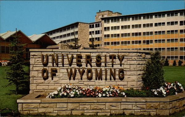 University Of Wyoming Campus Map