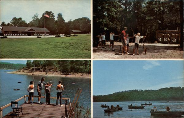 Camp Earl Wallace Monticello KY