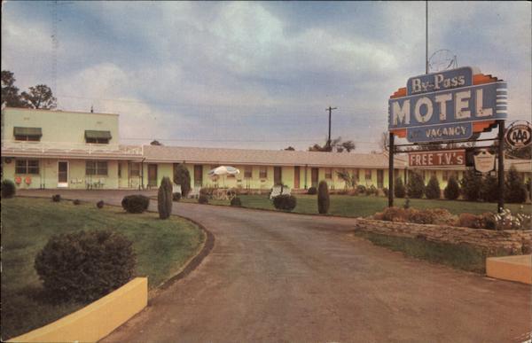 By-Pass Motel Lexington Kentucky
