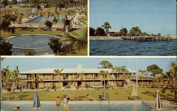 Georges Motel Panacea FL