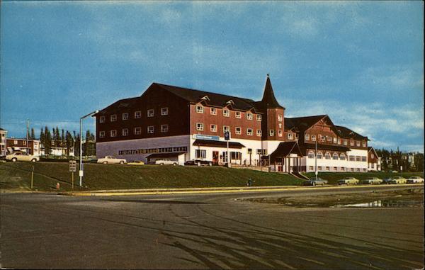 Sir Wilfred Grenfell Hotel Wabush NL Canada Newfoundland