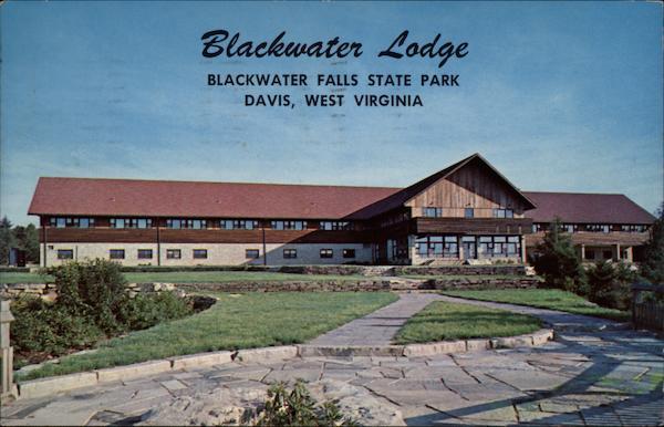 Blackwater Lodge Davis WV