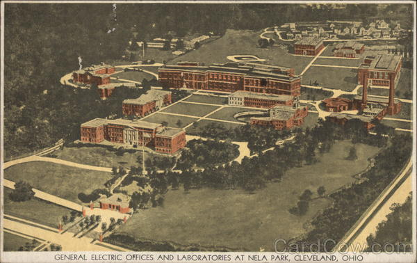 General Electric Offices And Laboratories At Nela Park