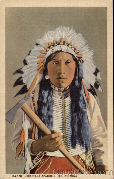 Tribe Apache Transportation