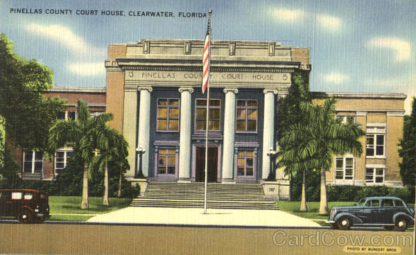 Counties Clearwater Fl