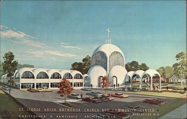 St George Greek Orthodox Church And Community Center