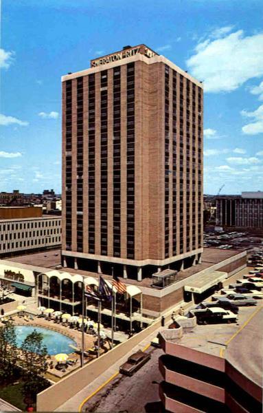 Sheraton Ritz Hotel 315 Nicollet Mall Minneapolis MN