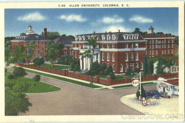 Allen University Columbia Sc