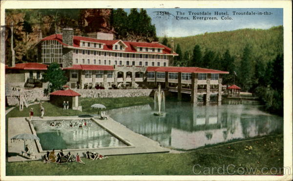 The Troutdale Hotel Evergreen CO