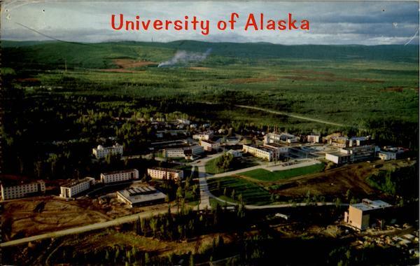 University Of Alaska Fairbanks AK