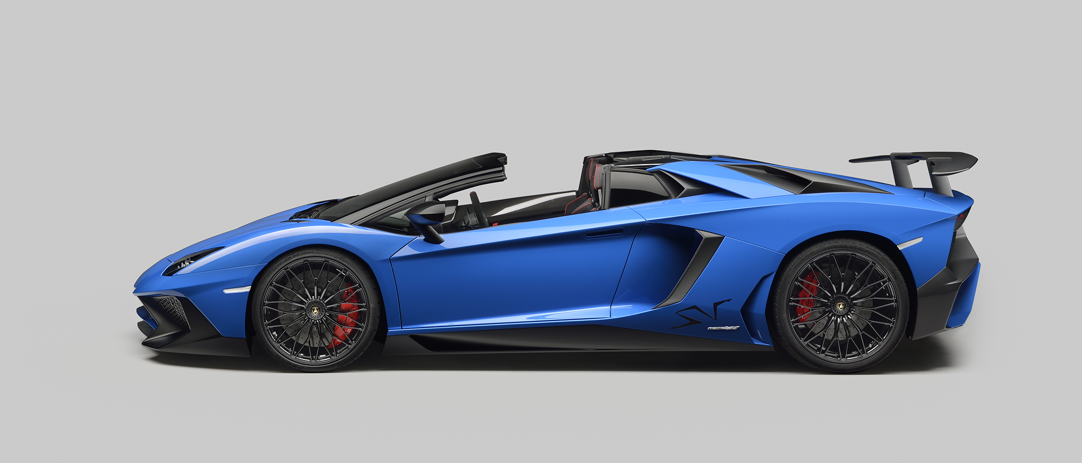 Automobili Lamborghini Unveils The New Lamborghini Aventador LP 750 4  Superveloce Roadster In Occasion Of The Monterey Car Week In California.