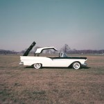 Retractable Hard Top (1957)