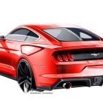 6th Generation Mustang Final Design