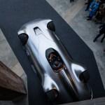 Mercedes Benz Showcar Vision EQ Silver Arrow, 2018
