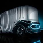 Mercedes-Benz Vision URBANETIC Cargo-ModulMercedes-Benz Vision URBANETIC cargo module