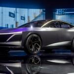 Denis Le Vot introduces the Nissan IMs