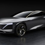Embargoed until 14 Jan 2019 at 1040am EST – Nissan IMs Concept – Exterior Photo 01