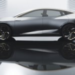 Embargoed until 14 Jan 2019 at 1040am EST – Nissan IMs Concept – Exterior Photo 04